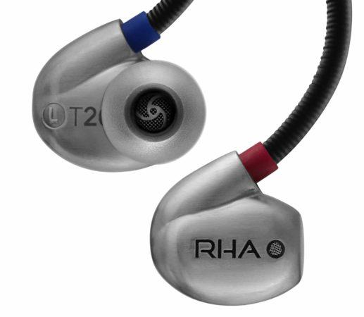 RHA AUDIO T20