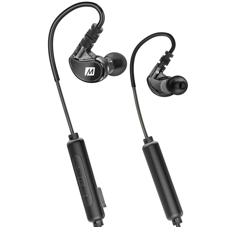 MEE audio X6 Bluetooth Wireless in-Ear Headset