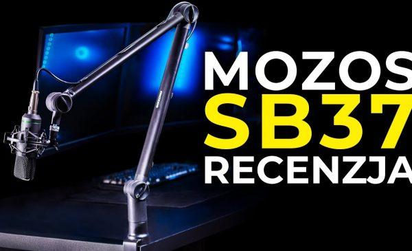 Mozos sb37 recenzja ramienia mikrofonowego