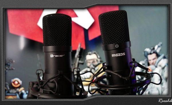 Mozos MKit900 Pr vs Tracer Studio Pro – Porównanie tanich mikrofonów