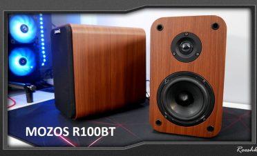 Mozos R100BT – Rewelacyjne głośniki stereo w cenie ok. 299 złotych